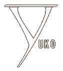 YUKO Japanese straightening Logo
